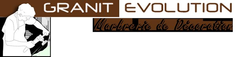 MARBRERIE GRANIT EVOLUTION CLEDER : Fabrication et pose plans travail granit cuisine, marbre, quartz Silestone, Dekton et céramique. Plans vasques et douche salle de bain